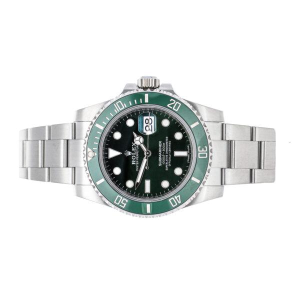 Presidencial falso Rolex Rolex Submariner Hulk 116610lv