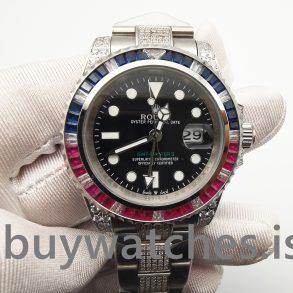 Rolex GMT-Master Ii 116759 Reloj Automático Hombre Negro 40 MmIi 116759 Reloj Automático Hombre Negro 40 Mm