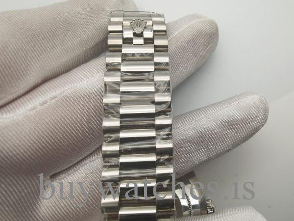 Rolex Datejust 126300 Reloj Automático Unisex Gris Acero de 41 mm
