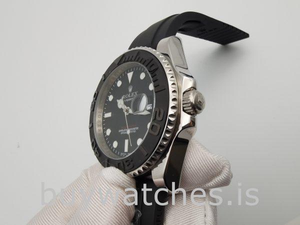 Rolex Yacht-Master 226659 Reloj automático plegable negro para hombre