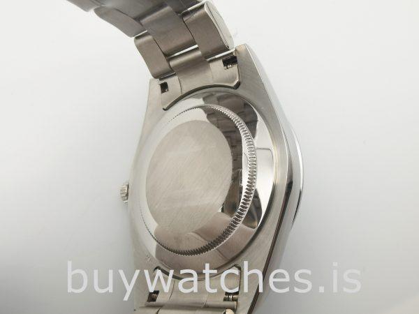 Rolex Air-king 116900 Reloj automático negro para hombre de 40 mm