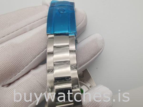 Rolex Milgauss 116400 Reloj automático para hombre de acero naranja de 40 mm