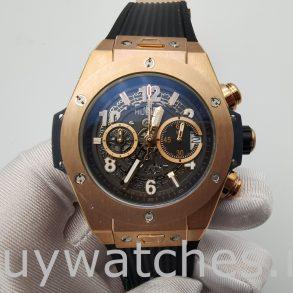 Hublot Big Bang 411.OX.1180.RX 45mm Reloj negro de sección hueca
