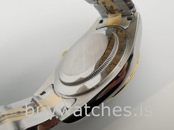 Rolex Datejust 116233 Reloj para hombre de 36 mm con esfera azul