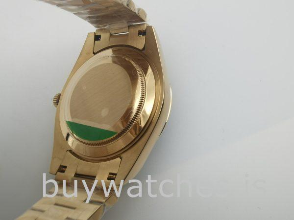Rolex Day-Date 228238 Zafiro 40mm Reloj de oro amarillo