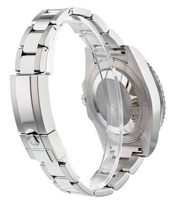 Rolex GMT-Master II 116710 Reloj para hombre con esfera negra de 40 mm