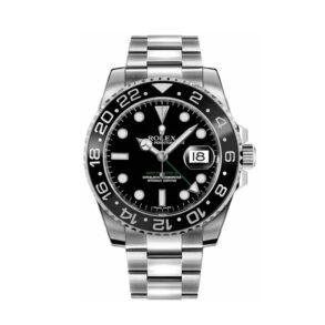 Rolex GMT-Master II 116710LN Reloj automático negro para hombre de 40 mm
