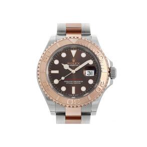 Rolex Yacht-Master 126621 Reloj para hombre con esfera color chocolate de 40 mm